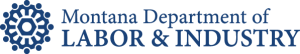 Montana Department of Labor & Industry Logo