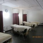 Esthetics spa at Montana Academy of Salons