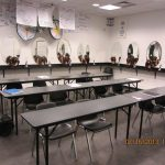 Classroom at the Montana Academy of Salons
