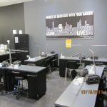 Nail salon at Montana Academy of Salons