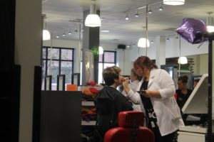 Makeup Services at the Montana Academy of Salons