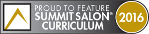 Proud to Feature Summit Salon Curriculum