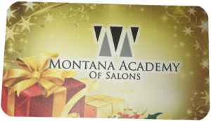 Montana Academy Gift card